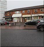 SP0687 : Warstone Mews shops, Birmingham by Jaggery