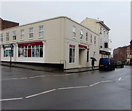 SP0687 : Hard To Find Whisky shop on a corner of the Jewellery Quarter, Birmingham by Jaggery