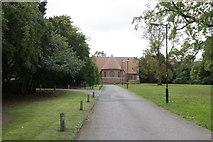 SU5985 : Road to the chapel by Bill Nicholls