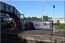 SX0754 : Newquay train at Par by N Chadwick