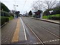 SO9992 : Black Lake tram stop, West Midlands by Nigel Thompson