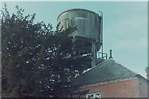 TF9705 : Water Tower, Letton Hall by Mark Anderson