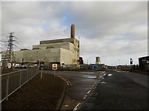 NZ3089 : Lynemouth Power Station by Graham Robson