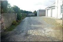 SX4160 : Side road in Carkeel by N Chadwick