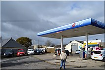 SX3962 : Pace filling station, Hatt by N Chadwick