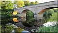 NY8383 : Bellingham Bridge by Alan Walker