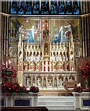 TQ2880 : High Altar, Christmas Day by Anthony O'Neil