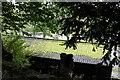 NZ0415 : Mossy roof by Bob Harvey