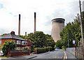 SE4724 : Castleford road Ferrybridge by derek dye
