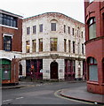 SP0687 : Corner of Regent Place and Vittoria Street, Birmingham by Jaggery