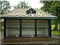NY4053 : Dovecote at Hammond's Pond, 2006 by Rose and Trev Clough