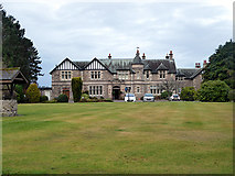 NJ0459 : The Ramnee Hotel, Forres by John Lucas