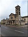 NJ0459 : Forres Episcopal Church by John Lucas