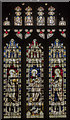 SK9153 : Window s.VIII,  St Helen's church, Brant Broughton by Julian P Guffogg