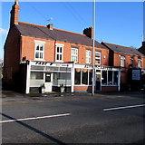 SJ3057 : Fade 8, High Street, Caergwrle, Flintshire by Jaggery