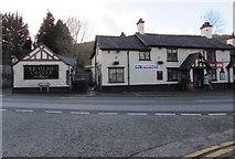 SJ3057 : Ye Olde Castle Inn, High Street, Caergwrle, Flintshire by Jaggery