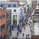 J3474 : Ann Street, Belfast by Rossographer