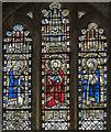 SK9153 : Window N.I,  St Helen's church, Brant Broughton by Julian P Guffogg