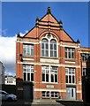 SJ8398 : Working Men's Church by Gerald England