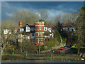 ST1879 : Large house overlooking Roath Park lake by Robin Drayton