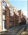 SJ8398 : Wood Street by Gerald England