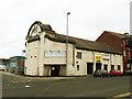 SE3034 : Former KMA building, Cross Stamford Street by Stephen Craven