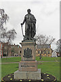 TG2308 : Memorial to the Duke of Wellington in Norwich by Adrian S Pye