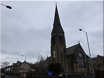 SE1735 : Church of St. James, Bolton Road by Stephen Armstrong
