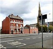 SJ8298 : Chapel Street by Gerald England