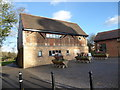 TQ1088 : The former stables at Eastcote House Gardens by Marathon