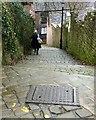 SJ9173 : Stepping down the 108 by Alan Murray-Rust