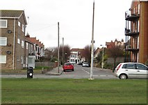 TM1714 : Nelson Road, Clacton-on-Sea by Duncan Graham