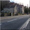 SJ3057 : Wrexham Road house, Caergwrle, Flintshire by Jaggery