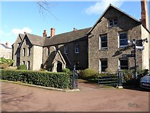 SO5139 : The Old Deanery, Hereford by Philip Halling