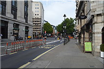 TQ3081 : Vernon Place, A401 by N Chadwick