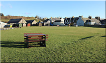 NX3343 : Picnic Area at Port William by Billy McCrorie