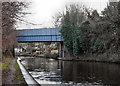SE4923 : Gaggs bridge Knottingley by derek dye