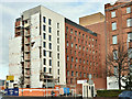J3373 : New Hampton by Hilton Hotel, Belfast - February 2018(1) by Albert Bridge