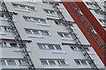 SU4013 : New cladding on Shirley Towers by David Martin