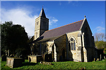 TA0114 : St Clement's Church, Worlaby by Ian S
