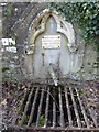 SO3360 : Drinking fountain at Titley by Philip Halling