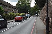 TQ2764 : Pound St, A232 by N Chadwick