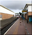 SJ3350 : Wrexham Central railway station by Jaggery