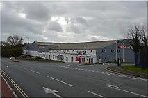SX4159 : Spar Distribution warehouse by N Chadwick