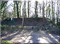 ST6579 : Manmade mound removed by the hand of man by Neil Owen