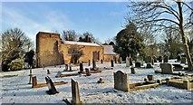 TA0609 : St Mary's church, Barnetby by Chris Morgan