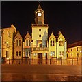 NH5458 : Dingwall Town House by valenta