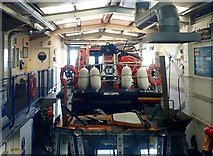 J3729 : Newcastle's all-weather Mersey class lifeboat - The Eleanor and Bryant Girling by Eric Jones