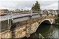 TG3018 : Wroxham Bridge by Ian Capper