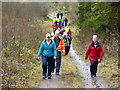 H5041 : First Omagh Church Walking Group by Kenneth  Allen